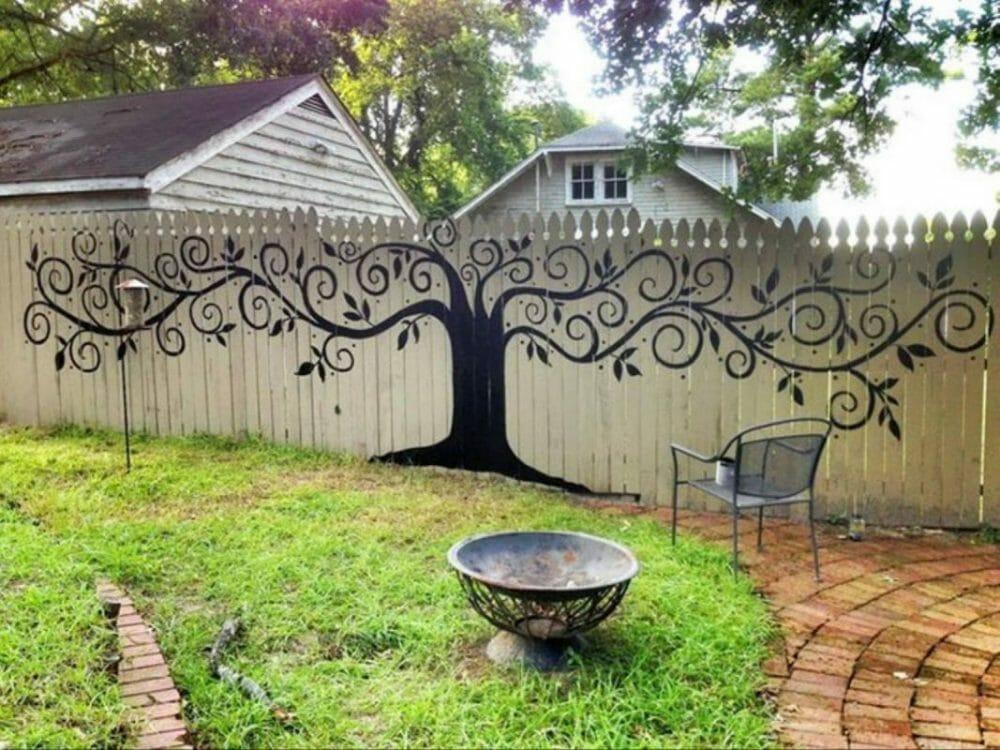 tree painting ideas