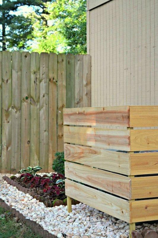 Easy DIY Cover Fence ideas