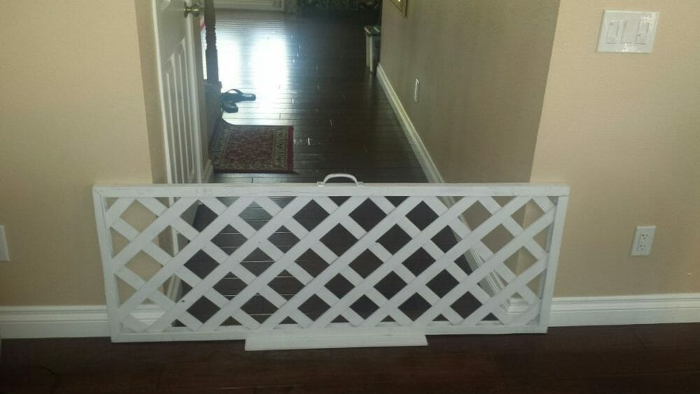 temporary fencing at home depot