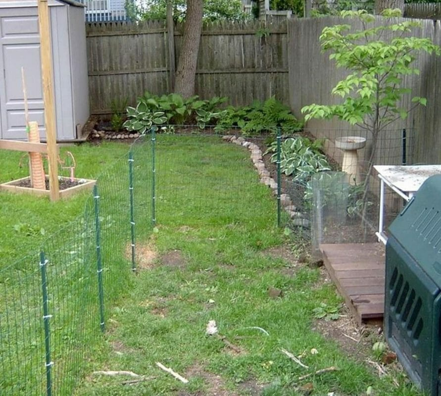 temporary fencing cairns