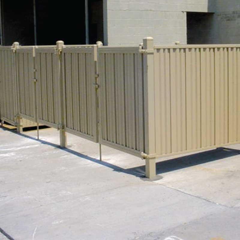 small and medium sized panels